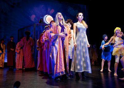 Die Zauberflöte 2017 - Sarastro und Königin der Nacht