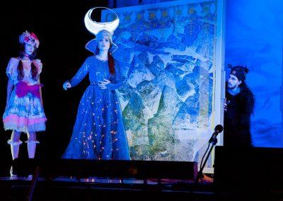 Die Zauberflöte 2016 - Die Königin der Nacht