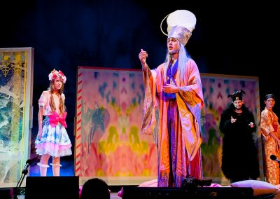 Die Zauberflöte 2016 - Sarastro und Pamina